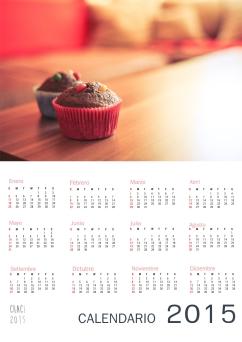 calendario cocina
