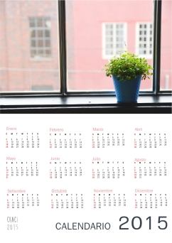 calendario ventana