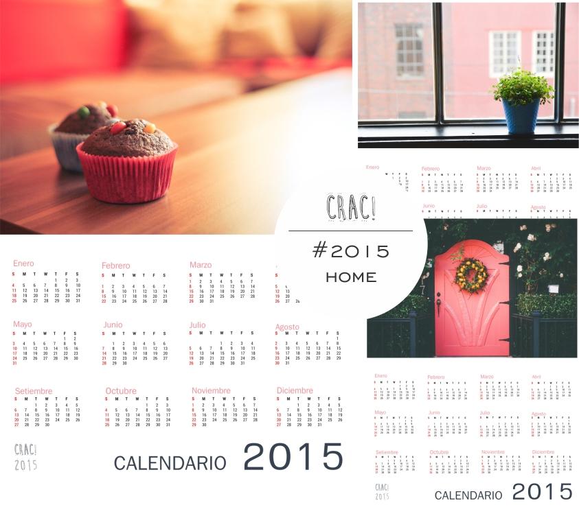 calendarios home