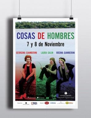 Afiche obra de teatro