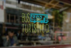 Diseño de logotipo para el Bus Turístico