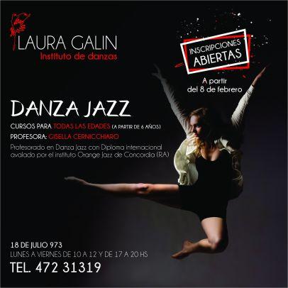 Diario Danza Jazz