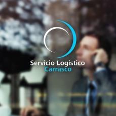 Diseño de logotipo para servicios logístico