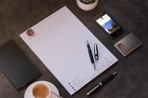 Diseño de papelería y RRSS para Piedra Fundamental
