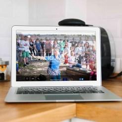 Sitio web Espacio Imagina