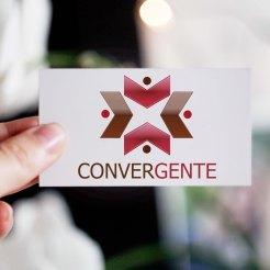Diseño de logotipo para Convergente