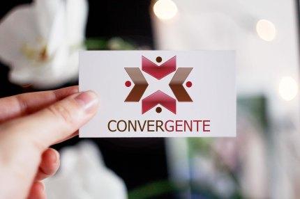 logo convergente