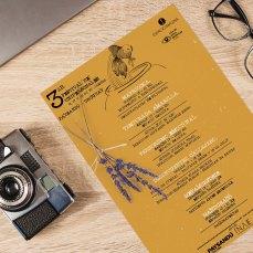 Programa para el Festival de Unipersonales 2018