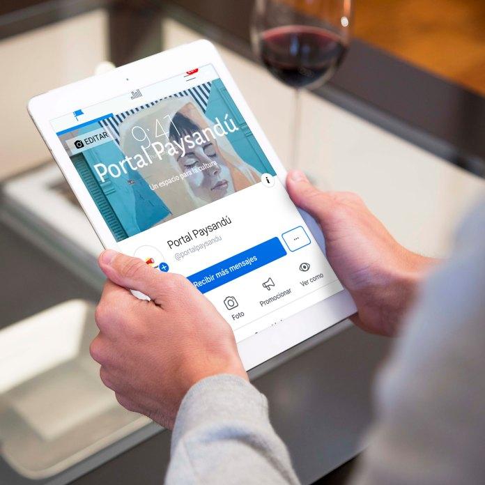 Fan Page y blog Portal Paysandú, un espacio para la cultura