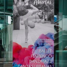 Roll Up Instituto de Danzas Laura Galín